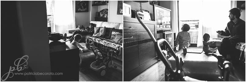 proyecto fotográfico personal en blanco y negro