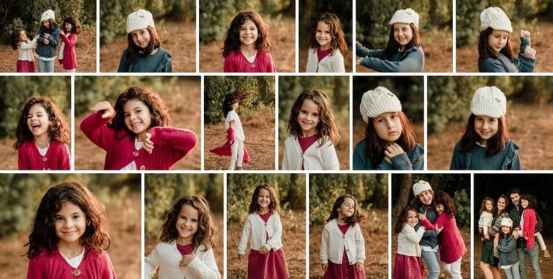 Sesiones de Navidad en exteriores 2021 Marbella. Fotógrafa de familia en Málaga. Patricia Becaroto